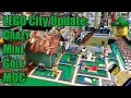 LEGO City Update - Crazy Mini Golf MOC ⛳🏹