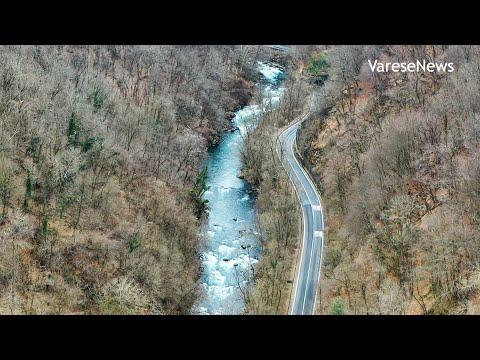 Il fiume tra Italia e Svizzera dove gli ebrei cercavano la salvezza