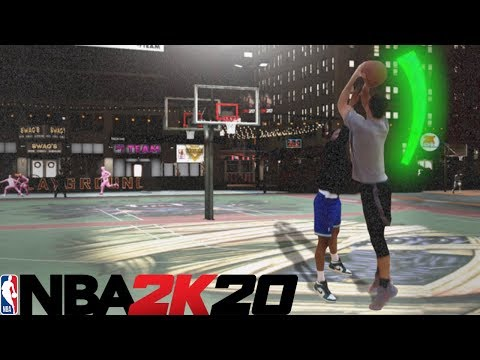 CREATING my IRL BUILD on NBA2K20 - DEMIGOD POINT GUARD BUILD 2K20