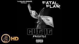Fatal Flair- Dunce Like Scammer (Cut It Freestyle) [Dj Kool Kid Dub]