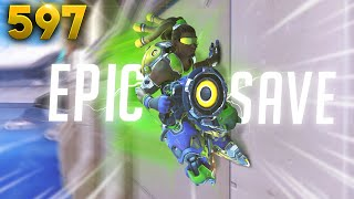 Above Average Lucio Gameplay!!   Overwatch Daily Moments Ep.597 (Funny and Random Moments)
