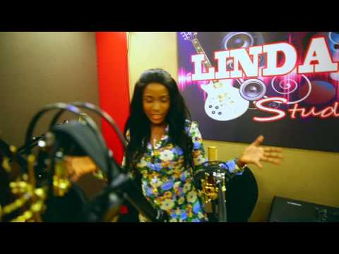 VIDEO: Linda Ikeji Shows Off New Studio, Encourages Aspiring Entrepreneurs