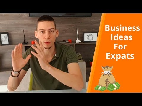 , title : 'Business Ideas For Expats | Make Money Abroad