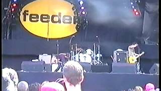 Feeder - Buck Rogers / Day In Day Out - Pukkelpop 2000