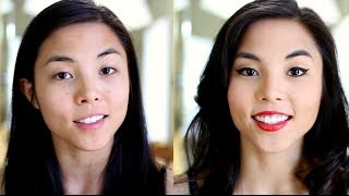 How to put on your face // Anna Akana