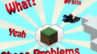 Minecraft Hunger Games - A Whole Lot Of Fails And Chase Problems!