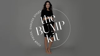 The Bump Kit – 4 Essential Maternity Styles   Seraphine