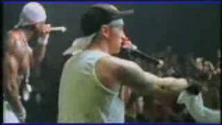 50 Cent - Patiently Waiting - Live in Detroit - Feat  Eminem