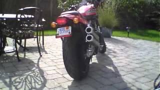 Biketest - The new Harley Davidson Sportster XR 1200 - Remus