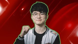 That's the Faker I love to watch 3 - MECHANICAL GOD