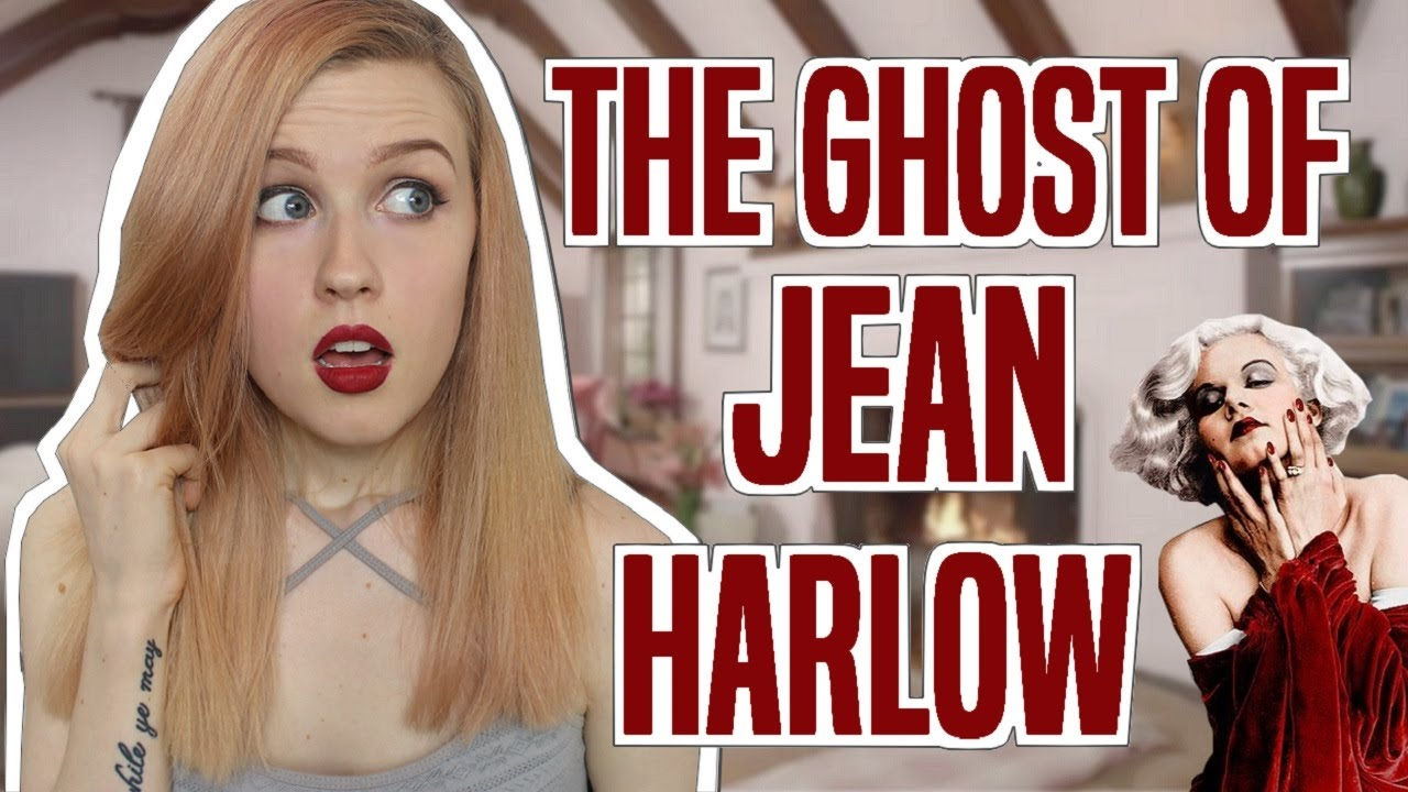 THE GHOST OF JEAN HARLOW