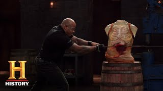 Forged in Fire: The Kabyle Flyssa Will Kill (Season 5) | History