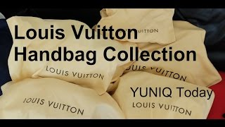 Updated Louis Vuitton Handbag Collection | 2016 | Yuenny Lam