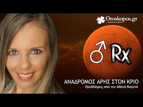 Ανάδρομος Άρης στον Κριό από 10/9: Αστρολογικές Προβλέψεις