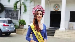 Sherlyn Legaspi Doloriel Miss Earth Cagayan de Oro 2017 Eco Video