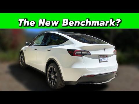 External Review Video f4FXYouE7m4 for Tesla Model Y Electric Crossover