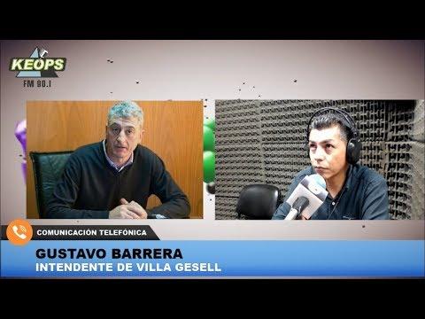 El intendente de Villa Gesell le reclamó a Vidal por el conflicto eléctrico del distrito