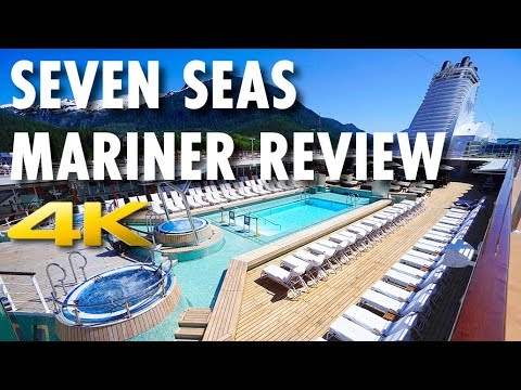 Seven Seas Mariner Tour & Review ~ Regent Seven Seas Cruises ~ Cruise Ship Review [4K Ultra HD]