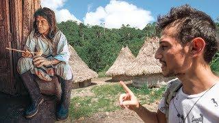 Ormanda Yaşayan Yerli Kabilesi ile Bir Gün Geçirmek! (Özel video)