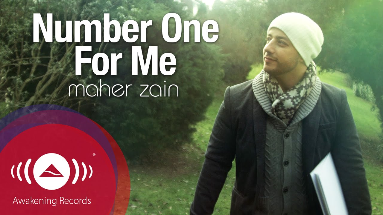 Lirik Lagu Number One for Me - Maher Zain dan Terjemahan