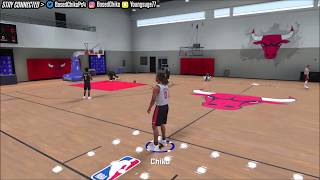 PRACTICE FACILITY UNLIMITED DRILLS BADGE METHOD | NBA 2K18 WORKS ON PS4, XBOX ONE & PC