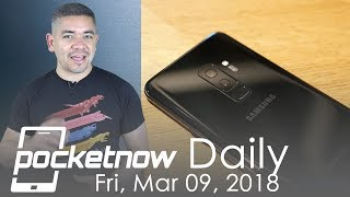 Samsung Galaxy Note 9 fingerprint scanner, S9 adjustments & more - Pocketnow Daily
