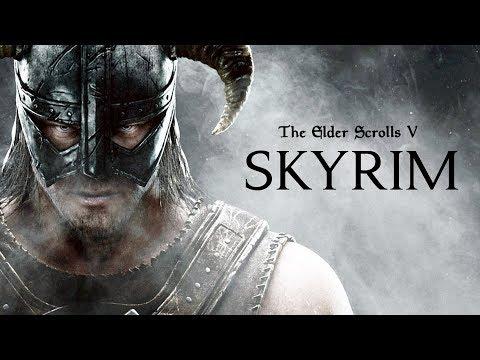 THE ELDER SCROLLS V: SKYRIM - O Início de Gameplay, em Português PT-BR!