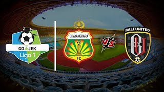 Hasil Pertandingan Liga 1, Bhayangkara FC Berhasil Taklukkan Bali United