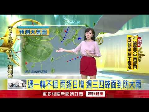 5/5週日相對晴穩再一天! 多雲到晴.午後雨不多