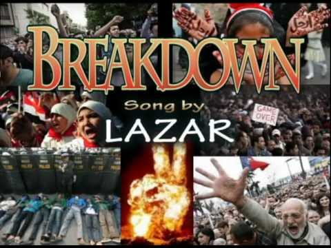 Breakdown-song and music video by Lazar