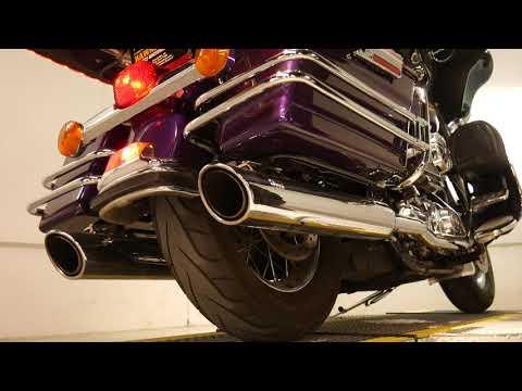 2008 Harley-Davidson Ultra Classic® Electra Glide® in Coralville, Iowa - Video 1
