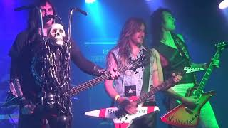 Electric Circus uk - Blind in Texas (WASP cover)