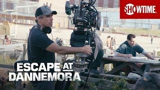 BTS w/ Ben Stiller, Benicio Del Toro, Patricia Arquette & More | Escape At Dannemora | SHOWTIME
