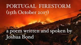 Portugal FireStorm (15th October 2017)