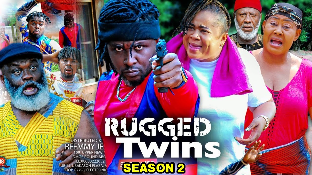 Rugged Twins (2021) Part 2
