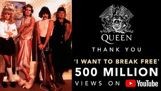 Queen - I Want To Break Free (Official Video)