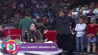 SOIMAH KOMPOR!! Bikin Dicky Chandra dan Firman Joget Ala Nassar - LIDA 2019