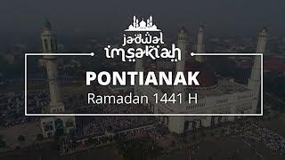 Jadwal Imsakiyah dan Puasa Ramadan 1441 H - 2020 Kota Pontianak