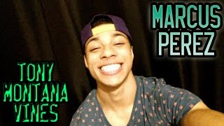 Marcus Perez BEST BEATBOX ALL VİNE COMPİLATİONS NEW HD 2015
