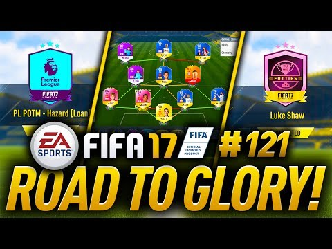 TEAM COMPLETE…DIVISION 1 HERE WE GO!! FIFA 17 Road To Glory EP 121
