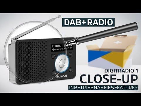 DIGITRADIO 1 | Portables DAB+ Radio | Produktübersicht | TechniSat