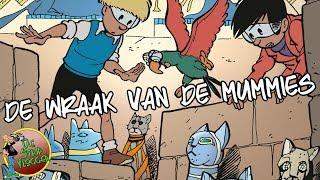Jommeke – De wraak van de Mummies | Stripvlog