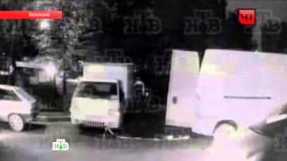 Убийство 19 летнего москвича из за места на парковке попало на видео