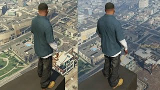 Grand Theft Auto V | PS3 VS PS4 | Comparativa