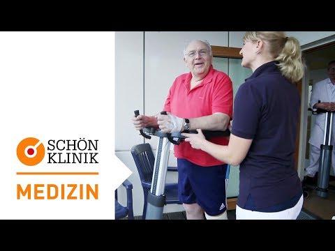 Schön Klinik ENDO AKTIV - Früher fit bei Gelenkoperationen