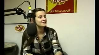 Marjana Pavlicek vo Radio Bravo
