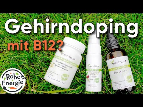 GEHIRNDOPING MIT VITAMIN B12