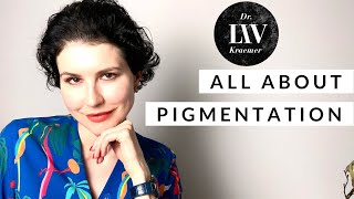Best treatment for dark spots or pigmentations in the face- how to remove by Dr Liv