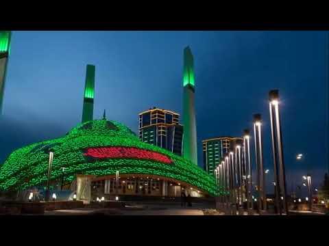 Самый красивый Азан в мире и самые красивые мечети мира