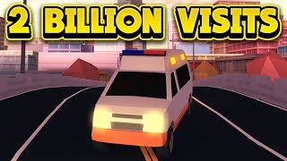 NEW 2 BILLION VISITS UPDATE! (ROBLOX Jailbreak)